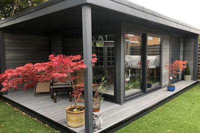 Garden Quiet Retreat Bournemouth